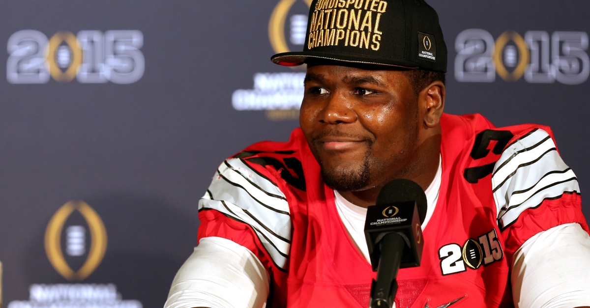 Cardale Jones joined the party in teeing off on Oklahoma's backup QB