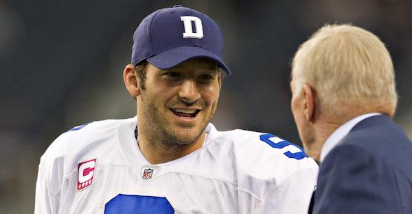 Cowboys may already have an idea who they'll replace Tony Romo with behind Dak Prescott