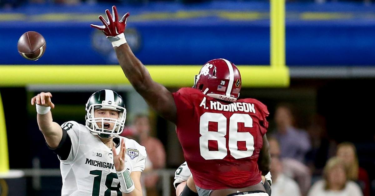 Per ESPN's Mel Kiper, four Alabama players to be Top 20 picks of 2016 NFL Draft