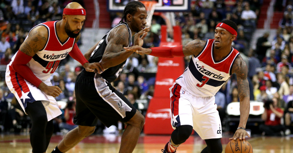 We may be seeing less and less of Bradley Beal for the rest of his career