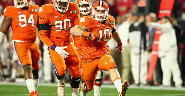 Clemson player at the center of groping controversy has intriguing NFL preference