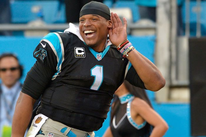 Did Cam Newton just throw major shade at Peyton Manning on Instagram?