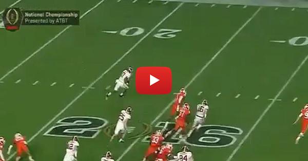 Watch: Kenyan Drake's 95-yard kickoff return for a touchdown