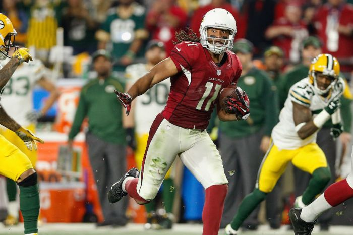 Larry Fitzgerald was fined $23,152 for an illegal blindside block vs the Packers