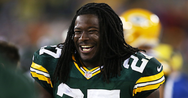 Packers coach Mike McCarthy called out Eddie Lacy after playoff loss