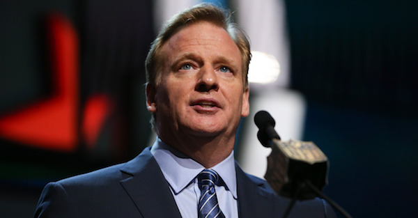 Roger Goodell finally got an issue right, and it might be the most important one yet
