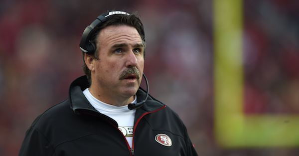 San Francisco 49ers fire first-year head coach Jim Tomsula