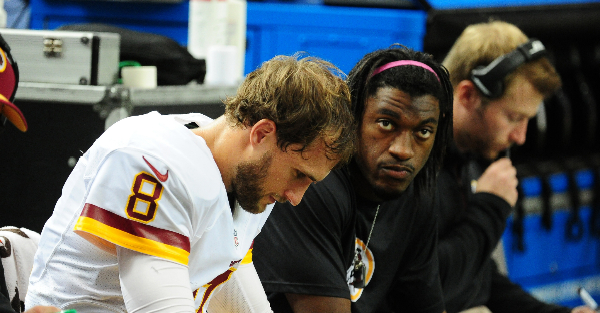 Robert Griffin III will choose where he lands next, and it could be here