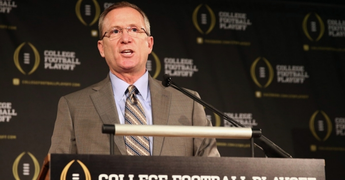 SEC athletic director is reportedly out of a job, and its head coach could be next