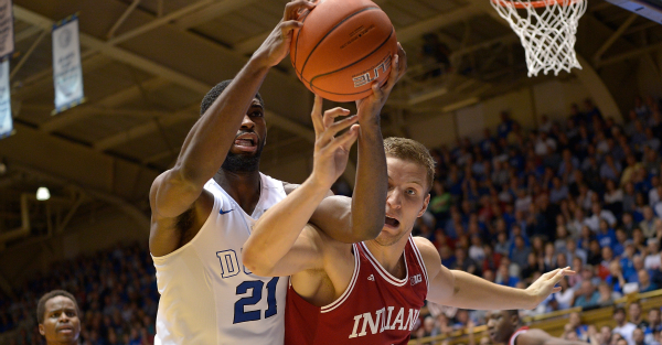 Amile Jefferson could be back on the court soon