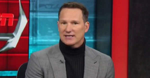Danny Kanell threw some major shade at the College Football Playoff committee