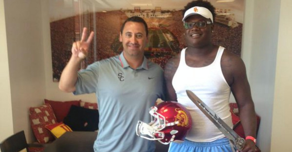 Four-star DT Keyshon Camp decommits from USC