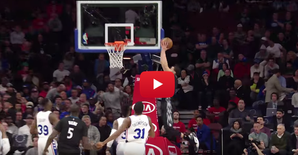 Zach LaVine is still levitating for alley-oops