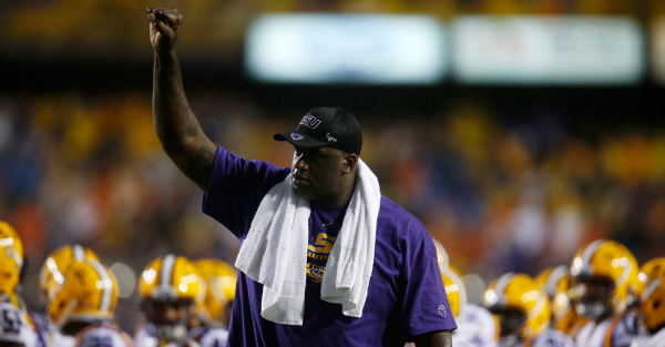 The NCAA isn't going to be happy with Shaq's comments about his time at LSU
