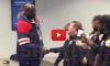 Shaq surprises cops