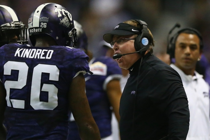 TCU just completed the biggest comeback in bowl history and here's how