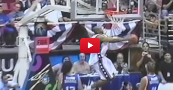 Celebrate Vince Carter's birthday with this incredible dunk montage