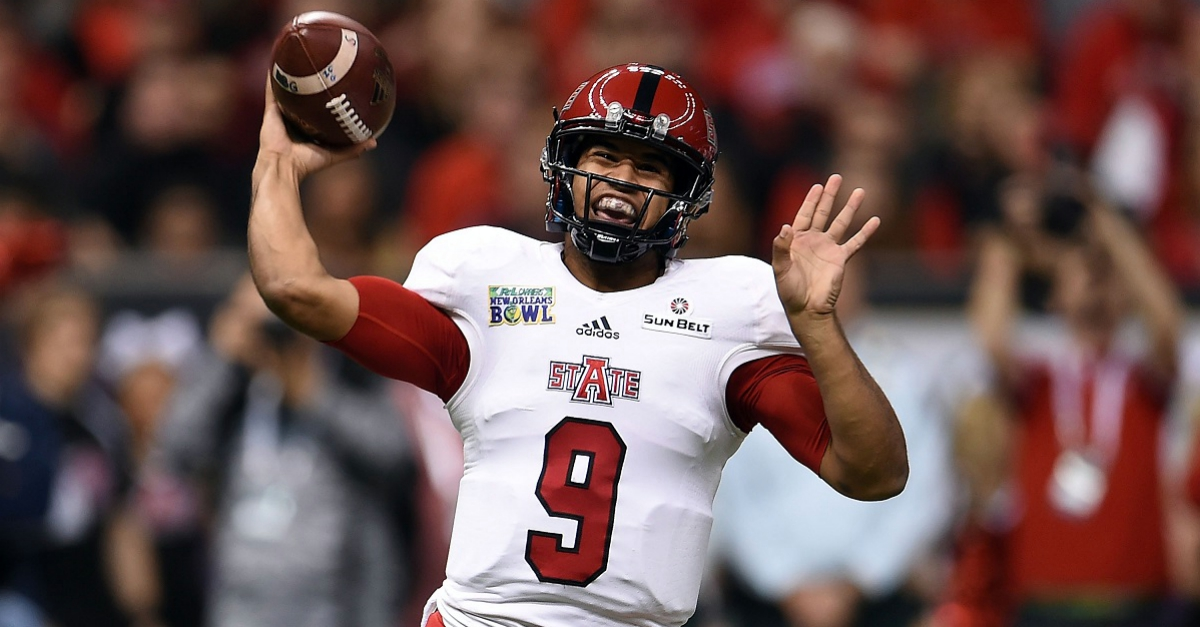 Alabama to pay Arkansas State a record amount for 2018 game