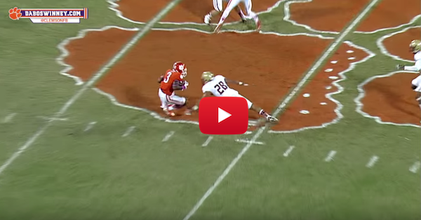 Clemson's season long highlights will never disappoint