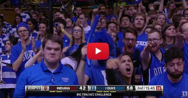 Cameron Indoor Stadium's craziest moments