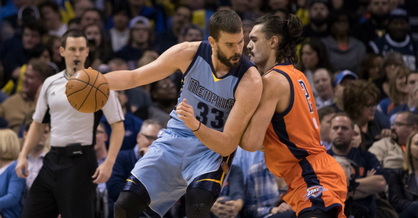 Marc Gasol could miss rest of the season