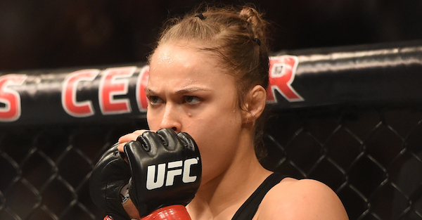 Ronda Rousey makes a huge confirmation about her fight at UFC 207
