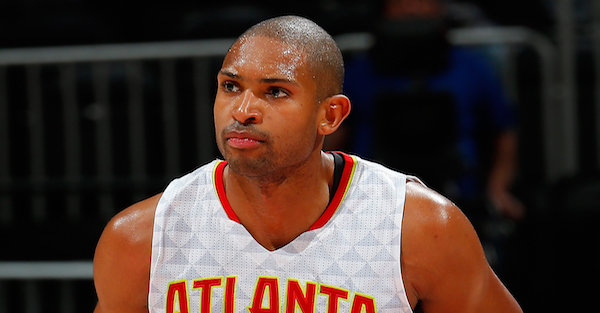 A frontrunner has reportedly emerged for Hawks big man Al Horford