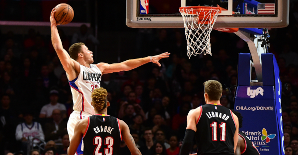 Clippers announce Blake Griffin suspension