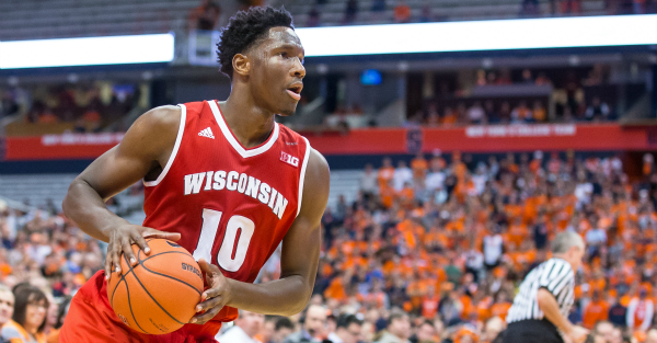 "Nigel Hayes throws serious fireballs at NCAA over ""basketballs"""