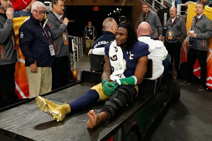 Despite Cowboys' optimism, one doctor has dismal news on Jaylon Smith's injury