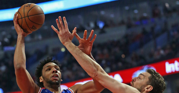 Report: 76ers could be moving Okafor in a trade