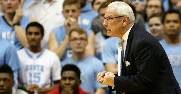 Roy Williams apologizes for UNC's loss to Duke