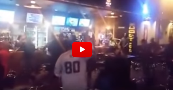 Nasty bar fight during Super Bowl 50 results in multiple injuries