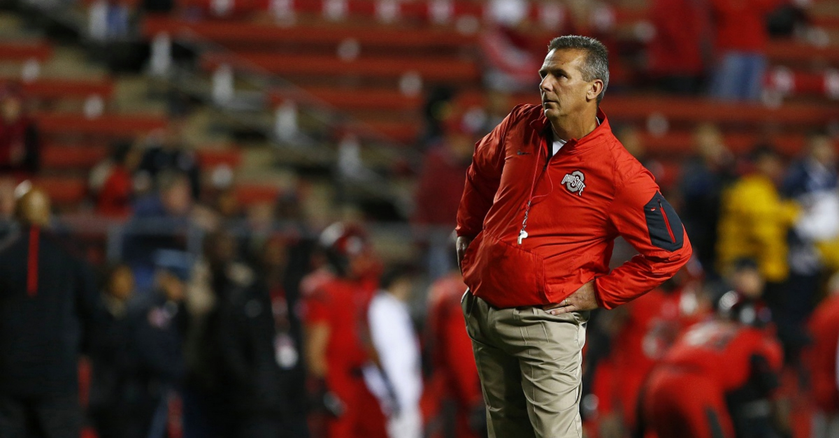 Urban Meyer comes out of left field to take shots at Tom Herman, Will Muschamp