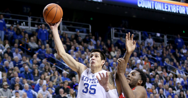 Kentucky could be missing its best shooter right before the postseason