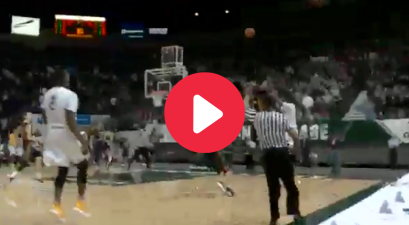 Every Quarter This HS Game Ended on a Buzzer-Beater