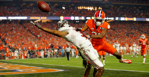 Clemson secondary took a huge hit with Adrian Baker's torn ACL