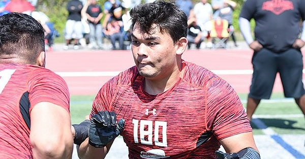 2017's No. 1 ranked center is taking visits to these five schools