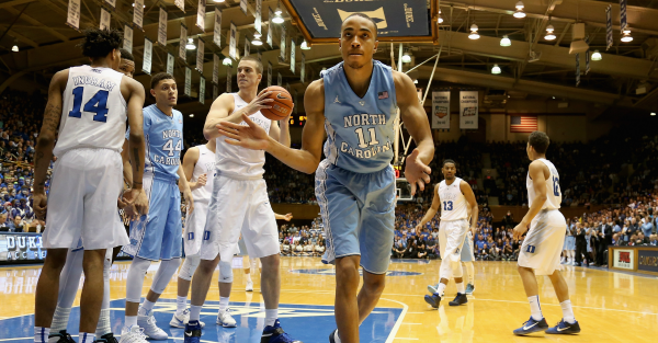 No surprise: UNC-Duke was most watched game of the season