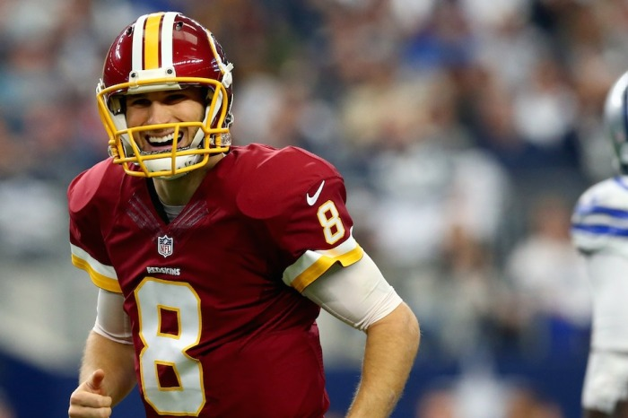 "Colin Cowherd:  Kirk Cousins reportedly already ""close"" to deal with next NFL franchise"