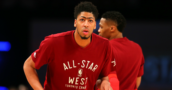 Pelicans officially shut down Anthony Davis for the season
