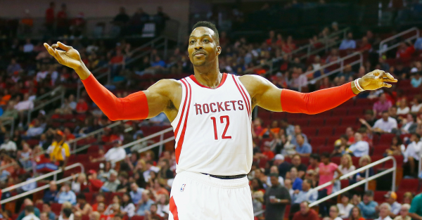Houston Rockets caught using illegal substance against Hawks