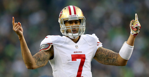 "Colin Kaepernick ""not interested"" in at least one pro football team's overtures"