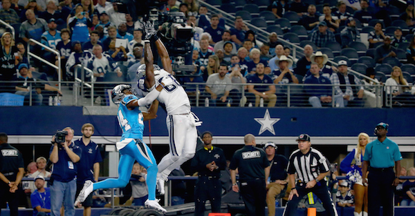 Josh Norman went from trashing Dez Bryant to surprisingly labeling him this