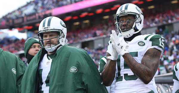 Brandon Marshall said this QB is elite, and we're still not done laughing