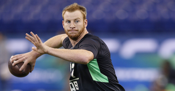 The Browns, who really need a QB, have trolled a top prospect they passed on