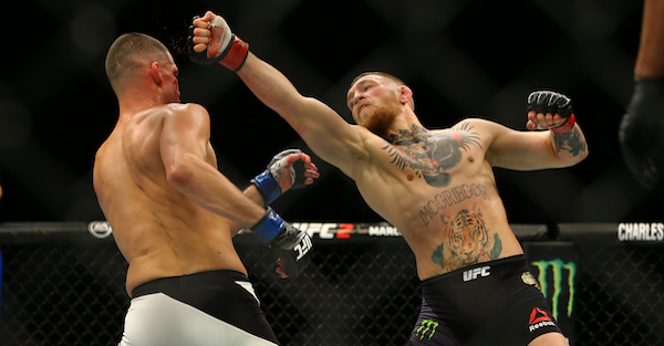 Conor McGregor got caught thinking he could do too much, but that doesn't mean he's not a great fighter