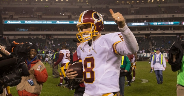 Redskins reported move out of 'pettiness' involving Kirk Cousins could come back to bite them in the end