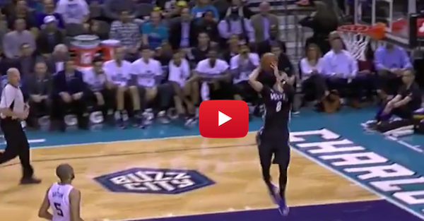 Zach LaVine still thinks he's in the dunk contest