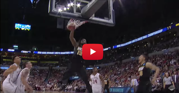 Relive the best dunks from March Madness opening weekend